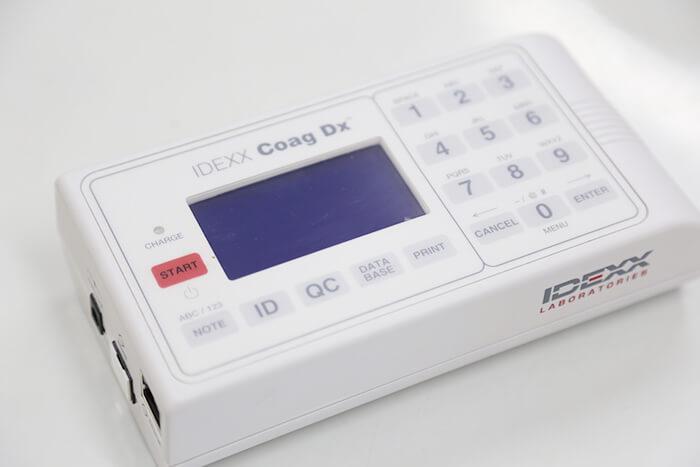 血液凝固検査器